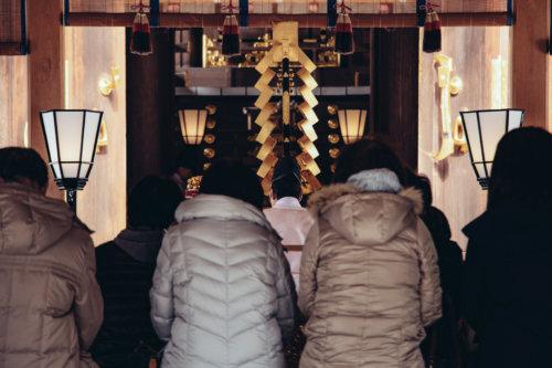 【姫路初詣】毎年大行列の総社(射楯兵主神社)|期間は?混雑&駐車場についても