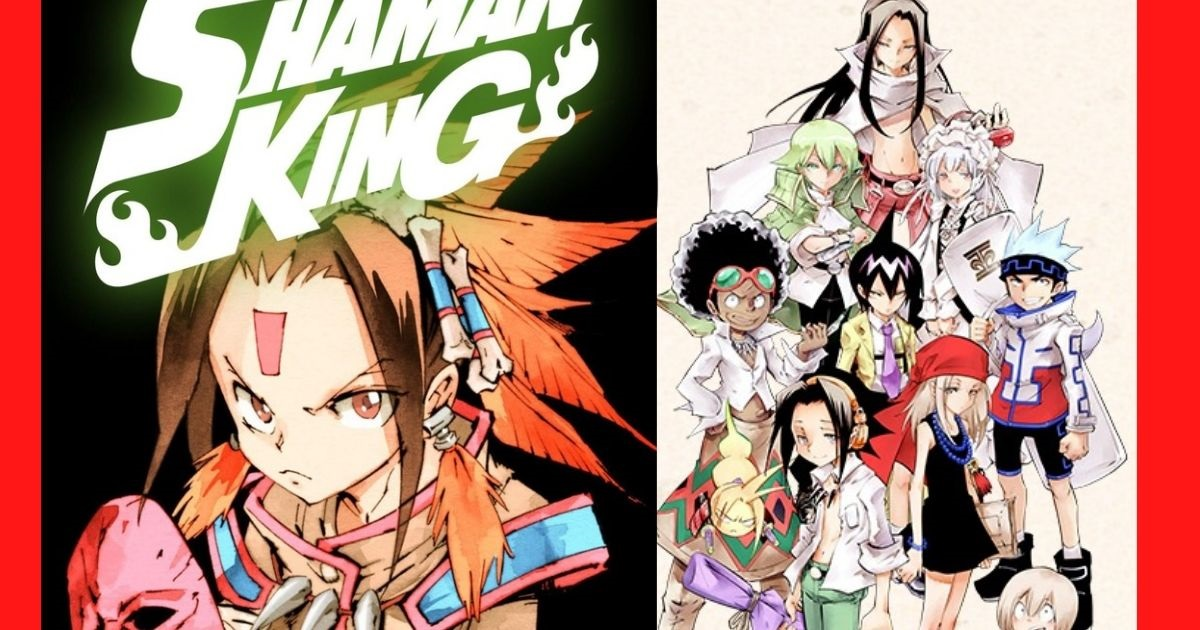 シャーマンキングのアニメ新作が決定!!声優は林原めぐみ⁈新作のあらすじも