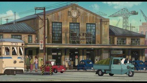 コクリコ坂からの聖地はどこ?モデルとなったお店や学校の場所は??