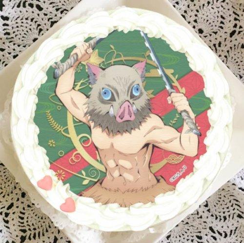 クリスマスケーキ「鬼滅の刃(きめつのやいば)」の購入場所や値段は?通販も