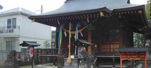 【犬夜叉】の聖地神社の場所は?時代樹の中のりんについても考察